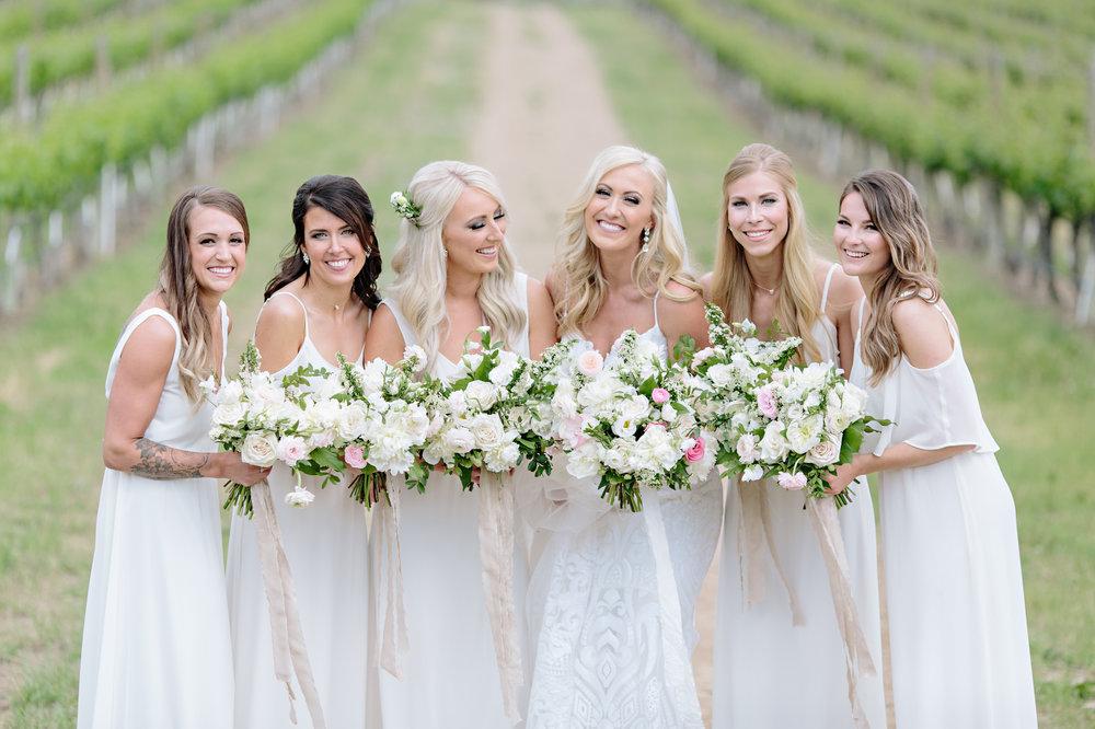 Bridal Party Inspiration Vineyard Dresses.jpg