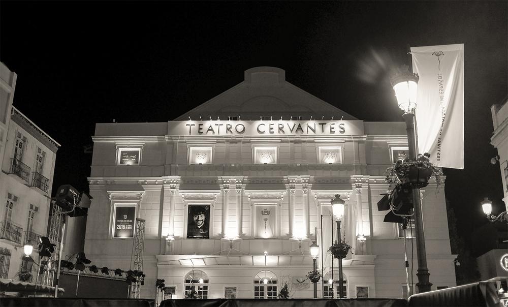 Teatro Cervantes -Málaga, Spain