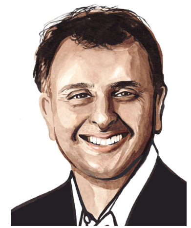 Illustration by Delphine Lee for    Forbes India Article on the CDL