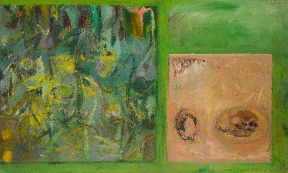 Spring, oil, 1989