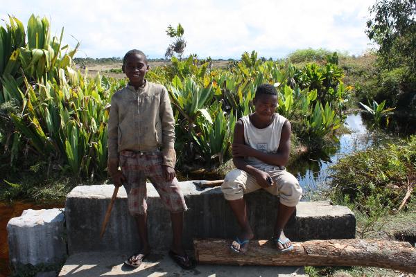 Madagascar boys