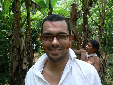 Jascivan carvalho, Tropic Ecuador with the amazonian huaorani