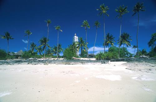 Chumbe Island Coral Park Lighthouse