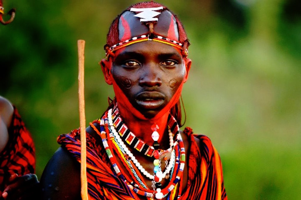 Maasai, Campi ya Kanzi