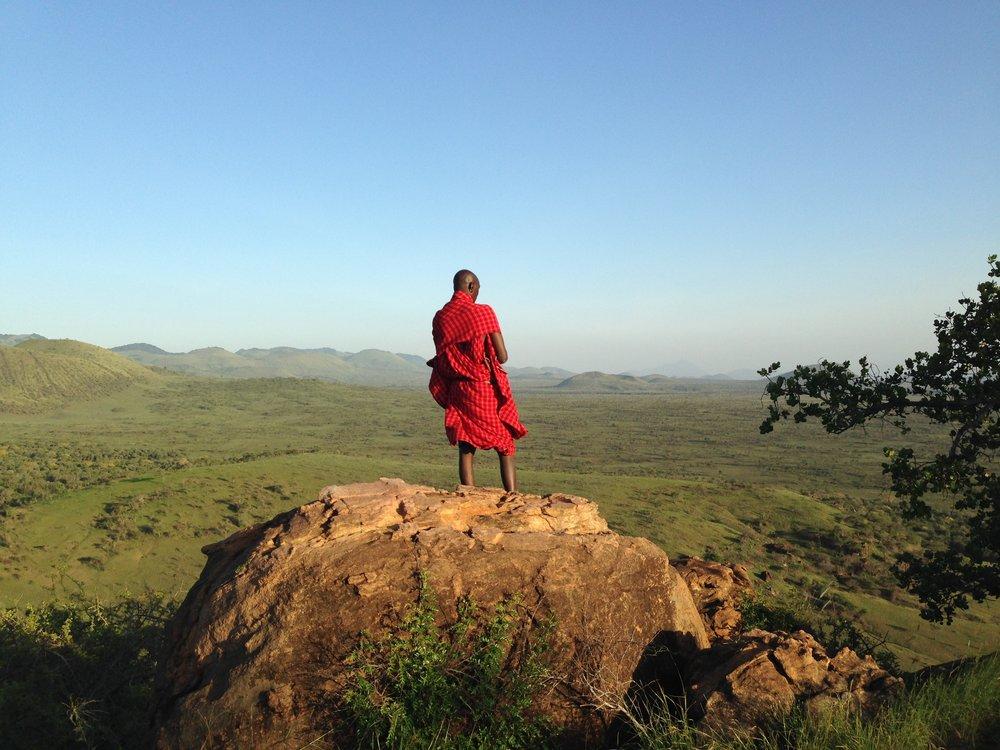 Matasha at Okoikuma, Campi ya Kanzi, Kenya
