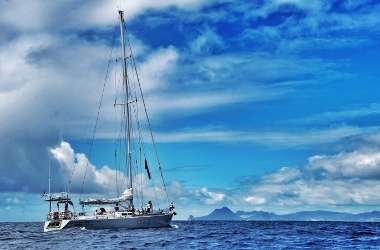 Pangaea Exploration Ocean Sailing