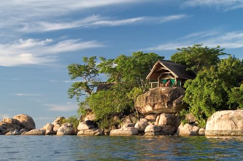 RSC Malawi - Mumbo Island Rooms