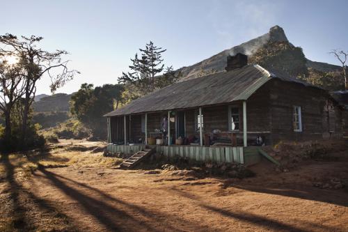 Mulanje Hut, Malawi