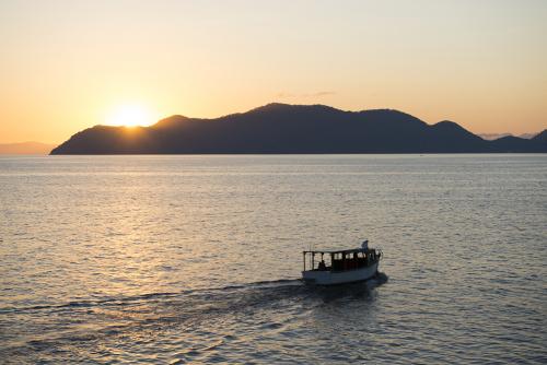 Mumbo Boat Trip, Malawi