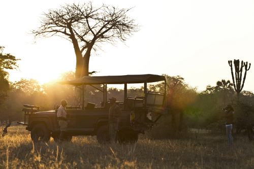 ecotourism Malawi - Responsible safari company Game Drive