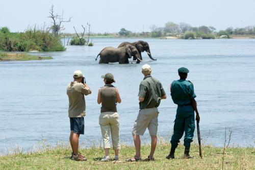 Majete Walking Safari Malawi