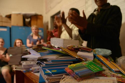 RSC Malawi Educational Supplies