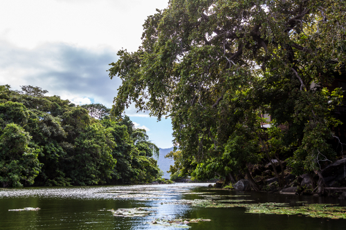 Lake Nicaragua Isletas waterways