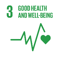 sdg #3: Good Health & well being. Earth changers supports the Sustainable Development Goals