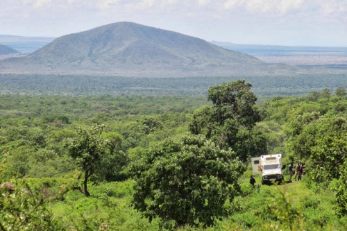 MWCT-Ambulance visits remote Maasai communities in Kuku-Group Ranch