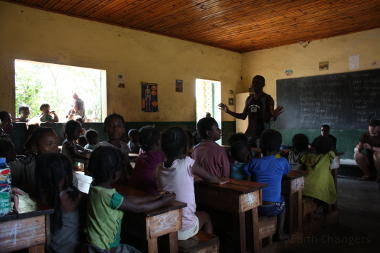 SEED Madagascar Support St Luce School