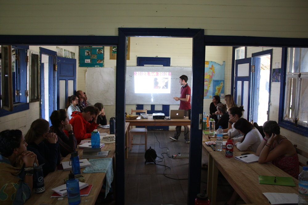 SEED training in madagascar