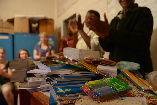 Educational Supplies - Malawi