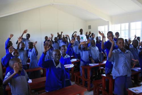 Kanzi Academy, funded by Campi ya Kanzi/maasai wilderness conservation trust