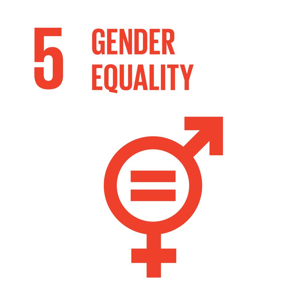 Sustainable development goal #5 Gender equality #sdgs