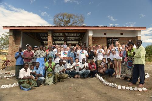 RSC Team Build Malawi