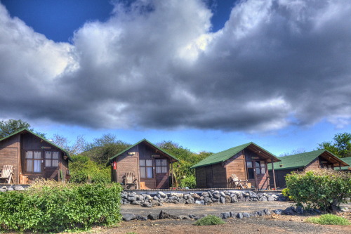 Community based tourism in the Galapagos - Floreana island