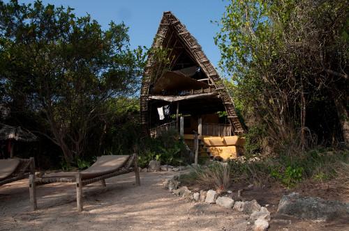 Chumbe island coral park banda bungalow