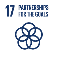 SDG goal 17 partnerships for the goals