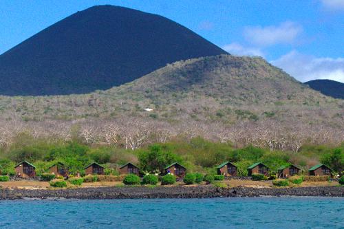 Galapagos Island Floreana Lava Lodge
