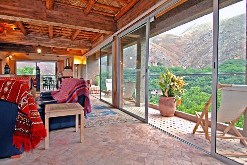 Apartment Suite lounge - Kasbah du Toubkal