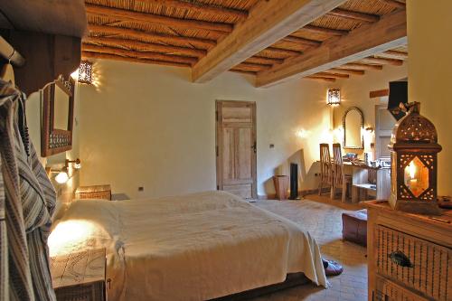 Apartment Suite Bedroom - Kasbah du Toubkal