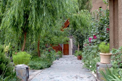 Garden Path - Kasbah du Toubkal