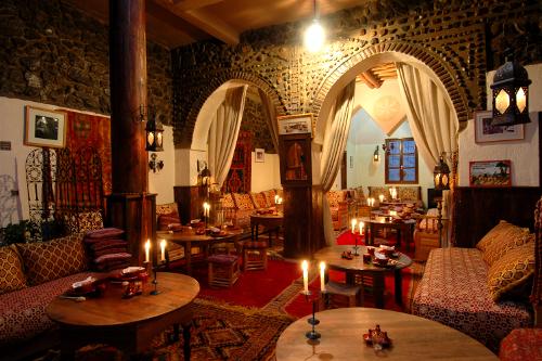 Dining Room - Kasbah-du-Toubkal