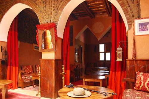 Lounge - Kasbah du Toubkal