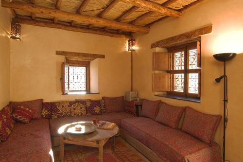 Tasghart Lounge - Kasbah du Toubkal