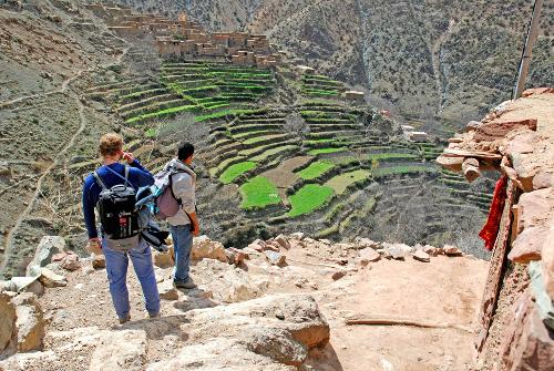 Trekking - Kasbah du Toubkal