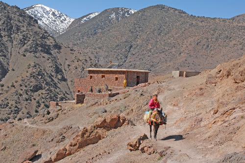 Trekking Lodge - Kasbah du Toubkal