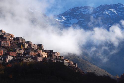 Aremd & Toubkal - High Atlas Mountains