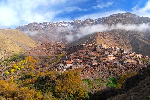 Aremd - High Atlas Mountains