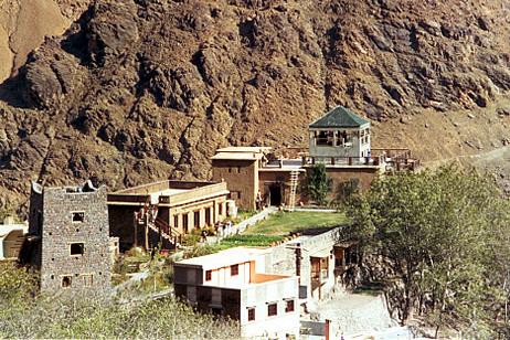 Kasbah du Toubkal early days open