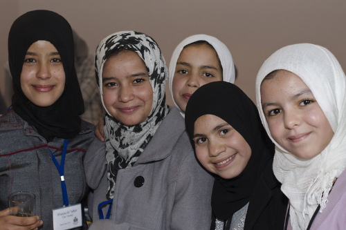 Education For All - Dar Ouirgane Open Day, 2011