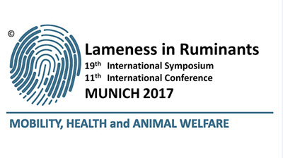 Conference on Lameness in Ruminants 06-09 September 2017 Munich, Germany