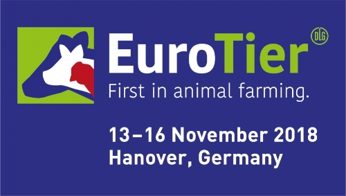 EUROTIER 2018    13-16 November 2018  , Hannover /Germany    Addidional Stand information will follow soon