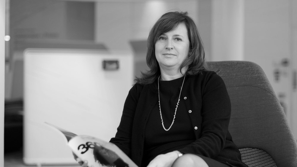 Susan Hann, Sales Director
