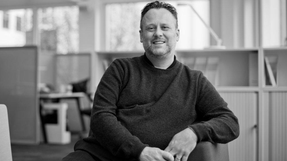 David Hay, Managing Director