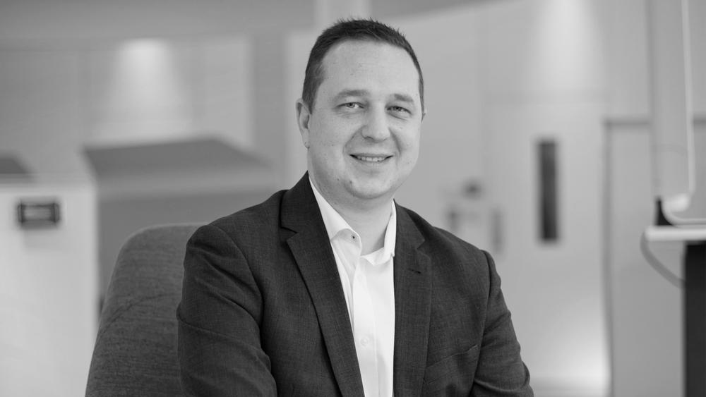 Richard Tant, HR Manager