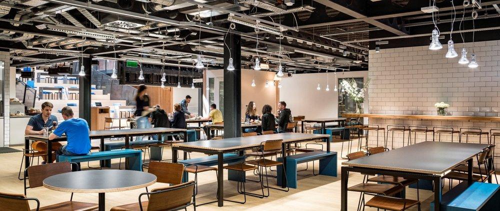 M.A.D range for Airbnb EMEA headquarters in Dublin
