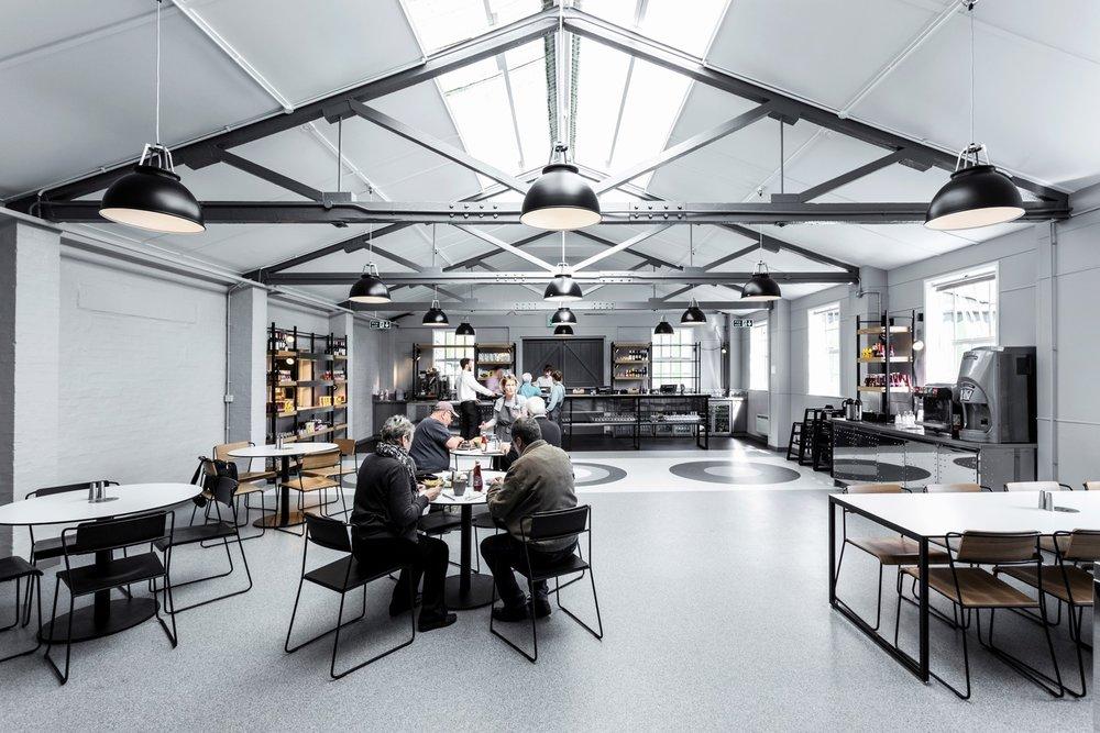 M.A.D range for Imperial War Museum cafés