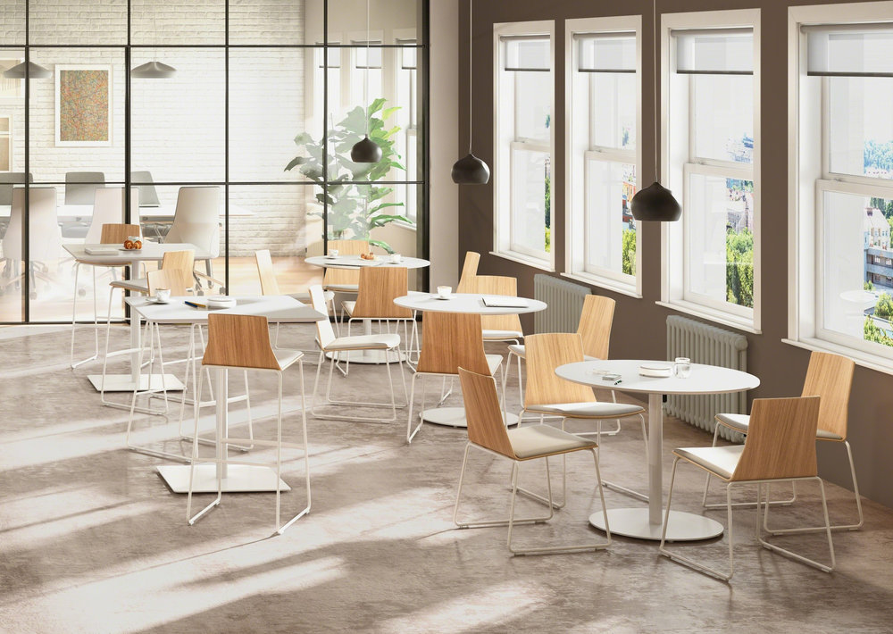 Montara650 chairs and tables