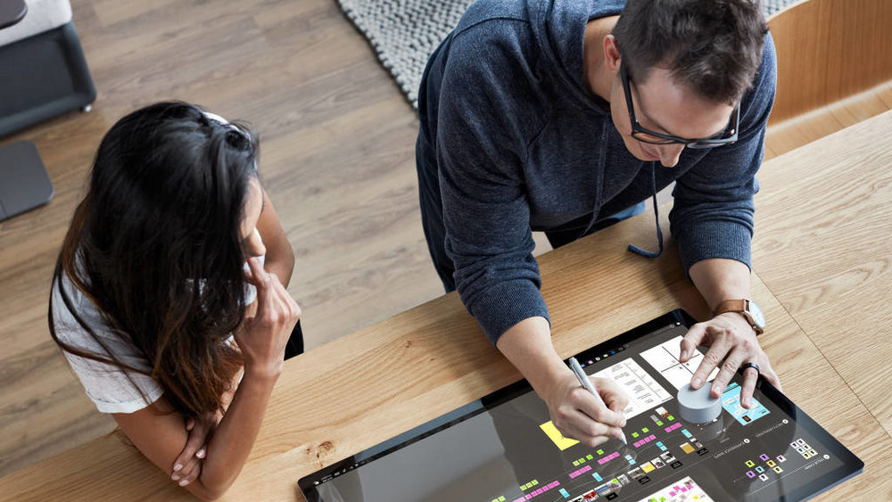 Focus Studio:Individual creative work requires alone time to focus and get into flow while also allowing quick shifts to two-person collaboration. It's a place to let ideas incubate before sharing them with the group.